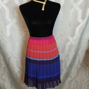 Elle Pleated Skirt